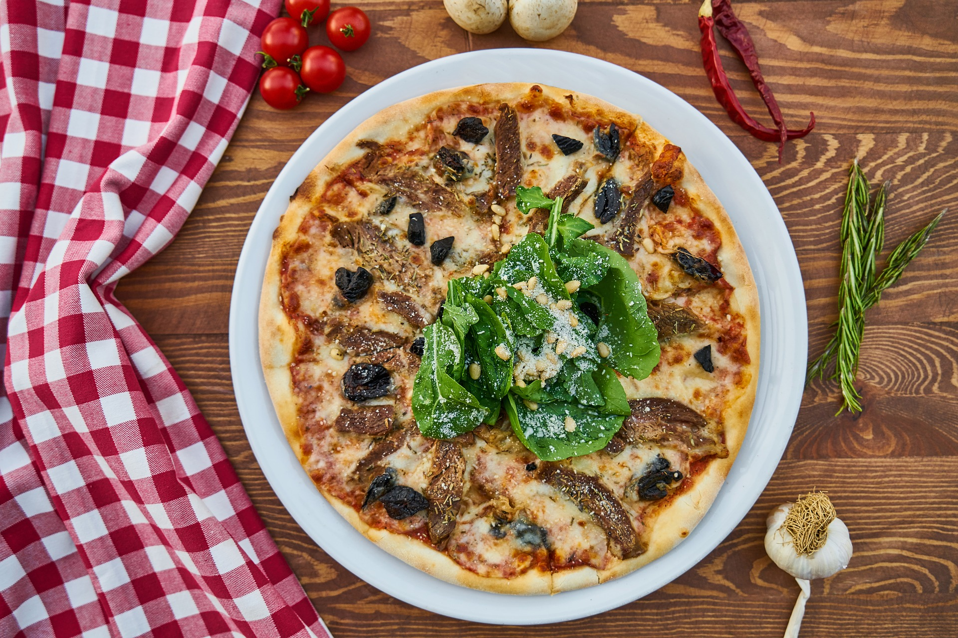 Como fazer uma Pizza Caseira – Muito Saborosa e Fácil de Fazer
