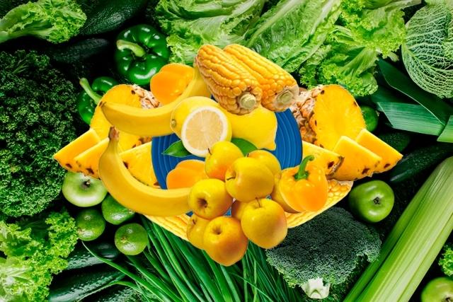 Alimentos verdes e amarelos: Benefícios e Receitas de Sucos