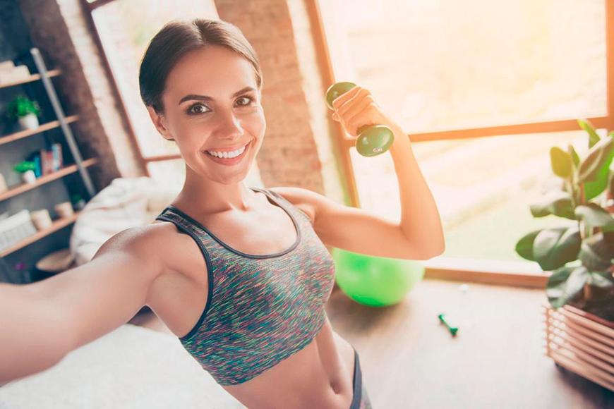 4 exercícios para tonificar os braços possíveis de serem feitos em casa