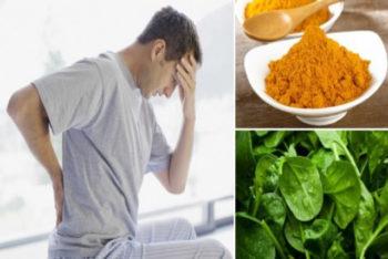 10 alimentos que aliviam a dor