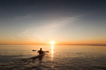 Canoagem havaiana: emagrecimento em meio ao infinito do mar