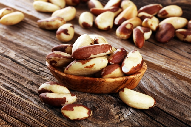 8 benefícios da castanha do Pará para a saúde (e como consumir)